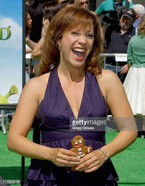 Cheri Oteri during Shrek the Third Los Angeles Premiere Arrivals at Mann Village Theatre in Westwood California United States
