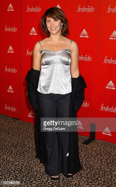 Cheri Oteri during Smashbox Fashion Week Los Angeles Frederick's of Hollywood Fashion Show Fall 2003 Collection to benefit Expedition Inspiration...