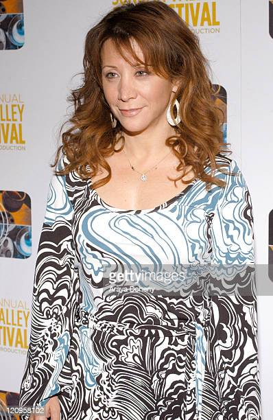Cheri Oteri during The 10th Annual Sonoma Valley Film Festival Presents a Tribute to Pixar's John Lasseter Red Carpet and After Party at Cline Winery...