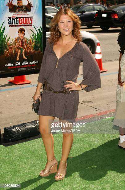 Cheri Oteri during The Ant Bully Los Angeles Premiere Arrivals at Grauman's Chinese Theater in Hollywood California United States