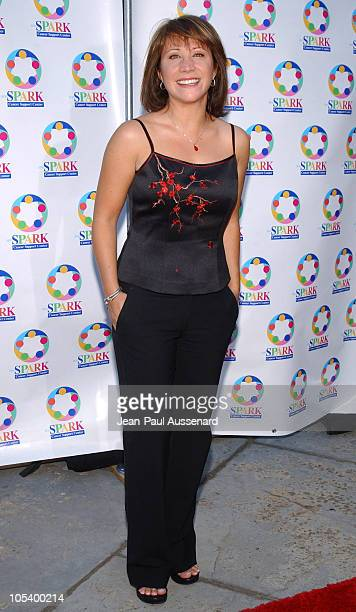 Cheri Oteri during WeSparkle Night Take III to Benefit weSpark Cancer Support Center at Gindi Theater in Los Angeles California United States