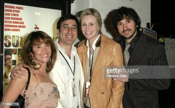 Cheri Oteri Michael Panes Jane Lynch and Greg Pritikin director of Surviving Eden