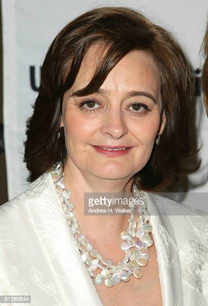 Cherie Blair attends the UJAFederation of New York luncheon honoring Women In Philanthropy at the Grand Hyatt New York May 29 2008 in New York City