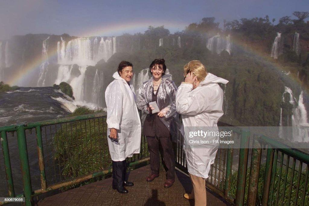 Blair Iguacu : News Photo