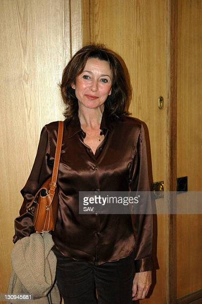 Cherie Lunghi during Shepperton Studios A Visual Celebration Book Launch at BAFTA 195 Piccadilly in London Great Britain
