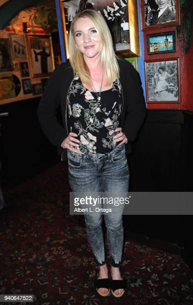 Cherish Wilson celebrates Connor Shane's Birthday held at Buca Di Beppo at Universal CityWalk on March 31 2018 in Universal City California