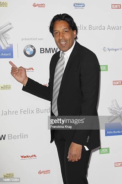 Cherno Jobatey at the 10th Anniversary Of The Felix Burda Award at Hotel Adlon in Berlin