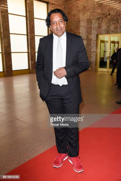 Cherno Jobatey attends the CIVIS Media Award 2017 on June 1 2017 in Berlin Germany