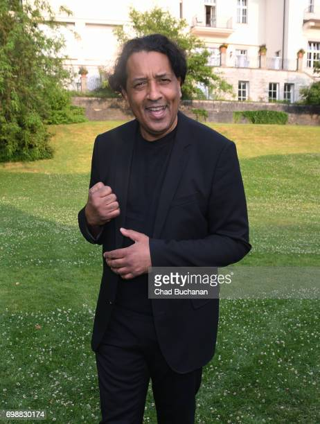 Cherno Jobatey seen during the 2017 Henry A Kissinger Prize at the American Academy in Berlin on June 20 2017 in Berlin Germany