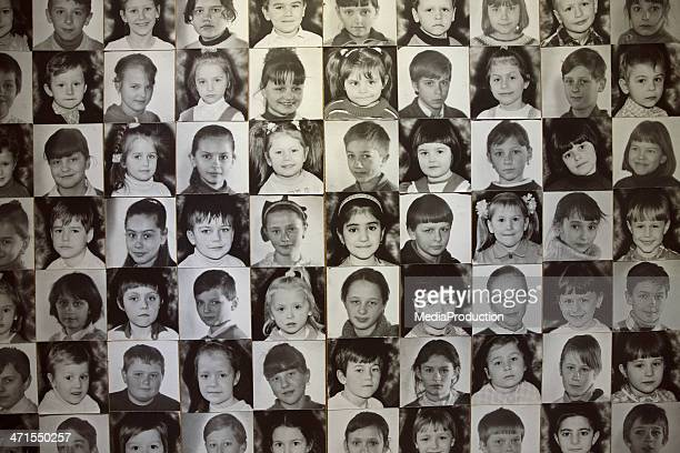 chernobyl children - chernobyl disaster stock pictures, royalty-free photos & images