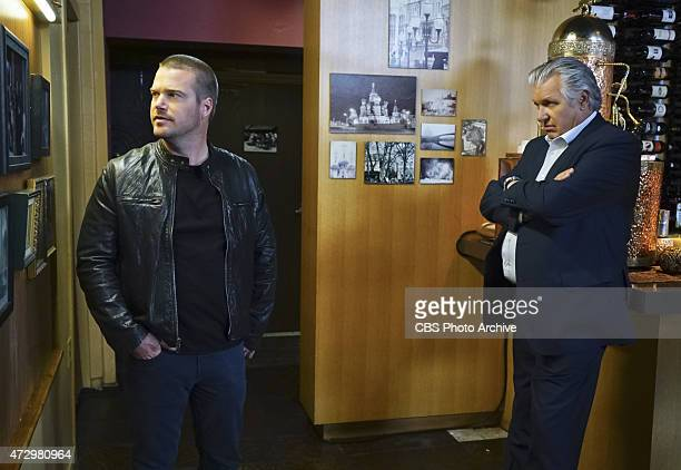Chernoff K Pictured Chris O'Donnell and Vyto Ruginis The case involving Arkady and his personal connection to an oil tanker now leads Callen Sam...