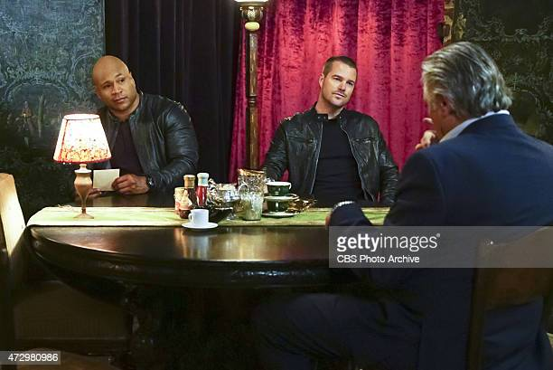 Chernoff K Pictured LL COOL J Chris O'Donnell and Vyto Ruginis The case involving Arkady and his personal connection to an oil tanker now leads...