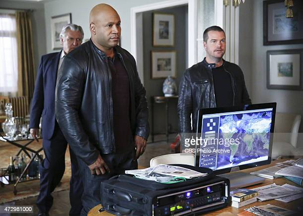 Chernoff K Pictured Vyto Ruginis LL COOL J and Chris O'Donnell The case involving Arkady and his personal connection to an oil tanker now leads...