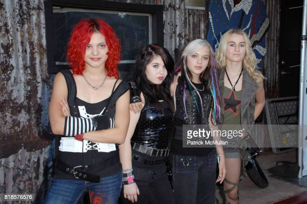 Cherri Bomb attends THE 3RD ANNUAL SUNSET STRIP MUSIC FESTIVAL LAUNCHES WITH A TRIBUTE TO SLASH at House Of Blues on August 26 2010 in West Hollywood...