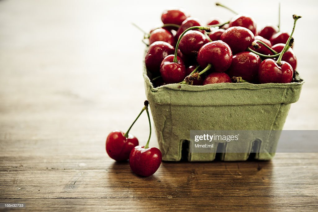 Cherries : Stock Photo