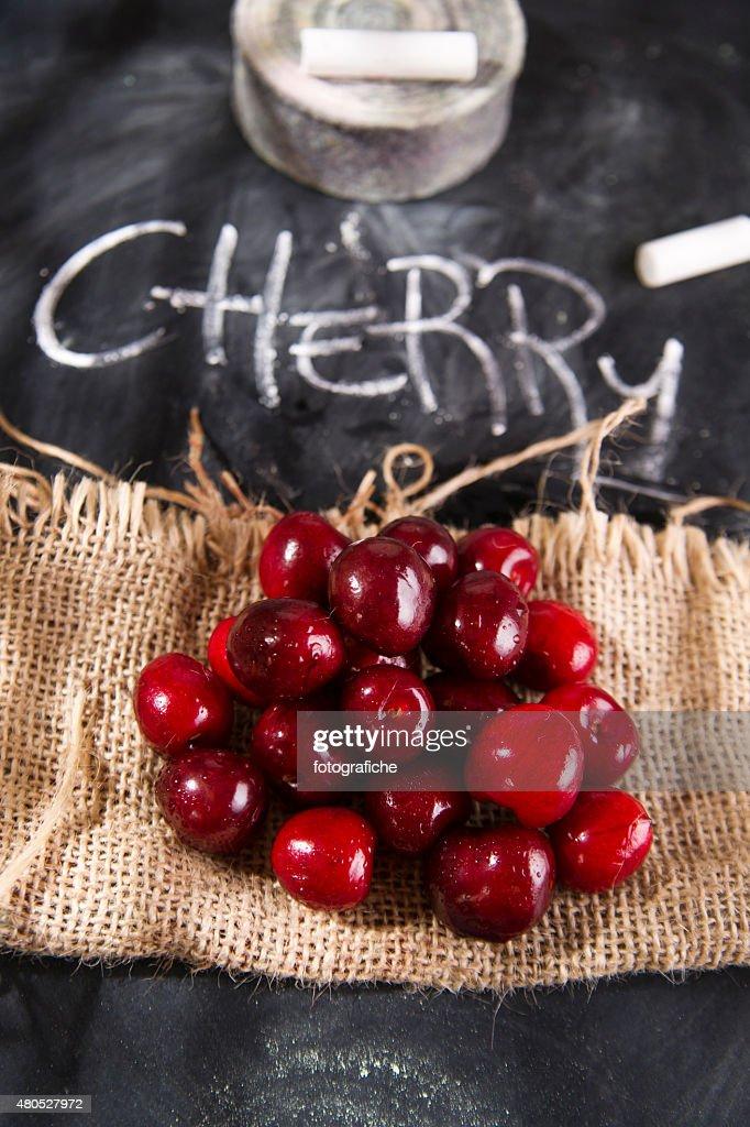 Cherries : Stockfoto