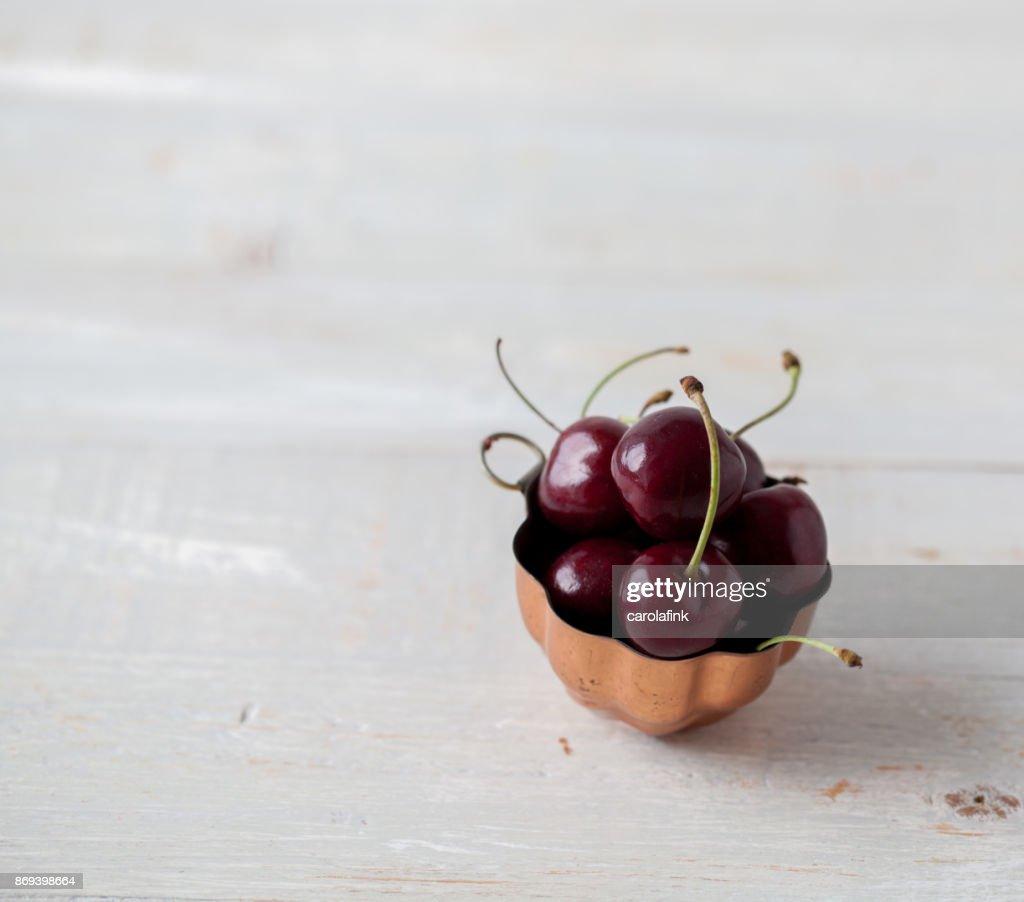 Cherries : Stock-Foto