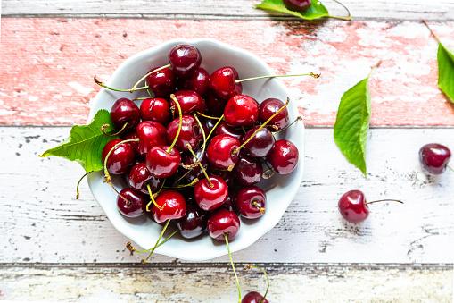 cherries - gettyimageskorea