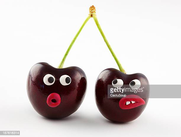 Cherries portrait