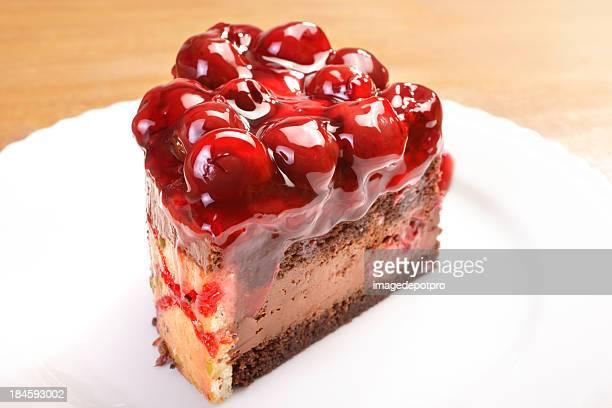 cherry-Kuchen