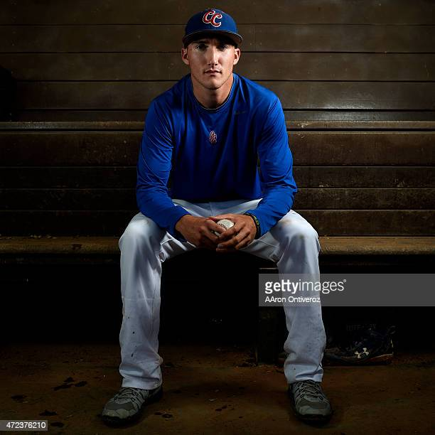Cherry Creek pitcher Cody Wood had Tommy John's surgery in June 2014 and is rehabbing this season before attending the University of New Mexico on a...