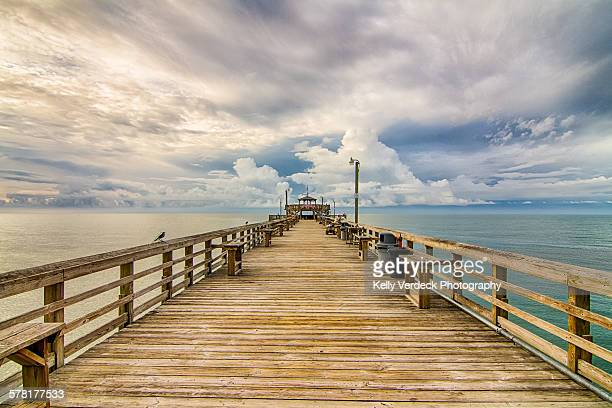 cherry grove pier, north myrtle beach - file:myrtle_beach,_south_carolina.jpg stock pictures, royalty-free photos & images