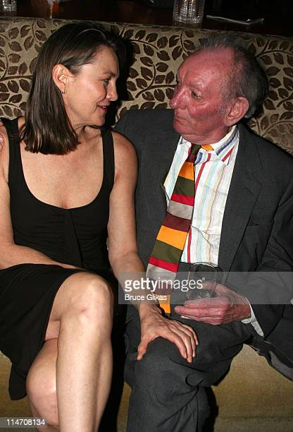 Cherry Jones and Brian Friel