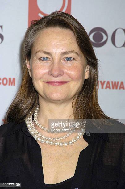 Cherry Jones during 59th Annual Tony Awards Nomination Press Conference at Marriott Marquis in New York City New York United States
