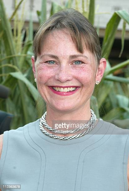 Cherry Jones during 'Signs' Premiere New York at Alice Tully Hall in New York City New York United States