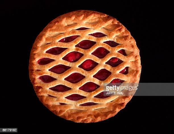 Cherry Pie on Black