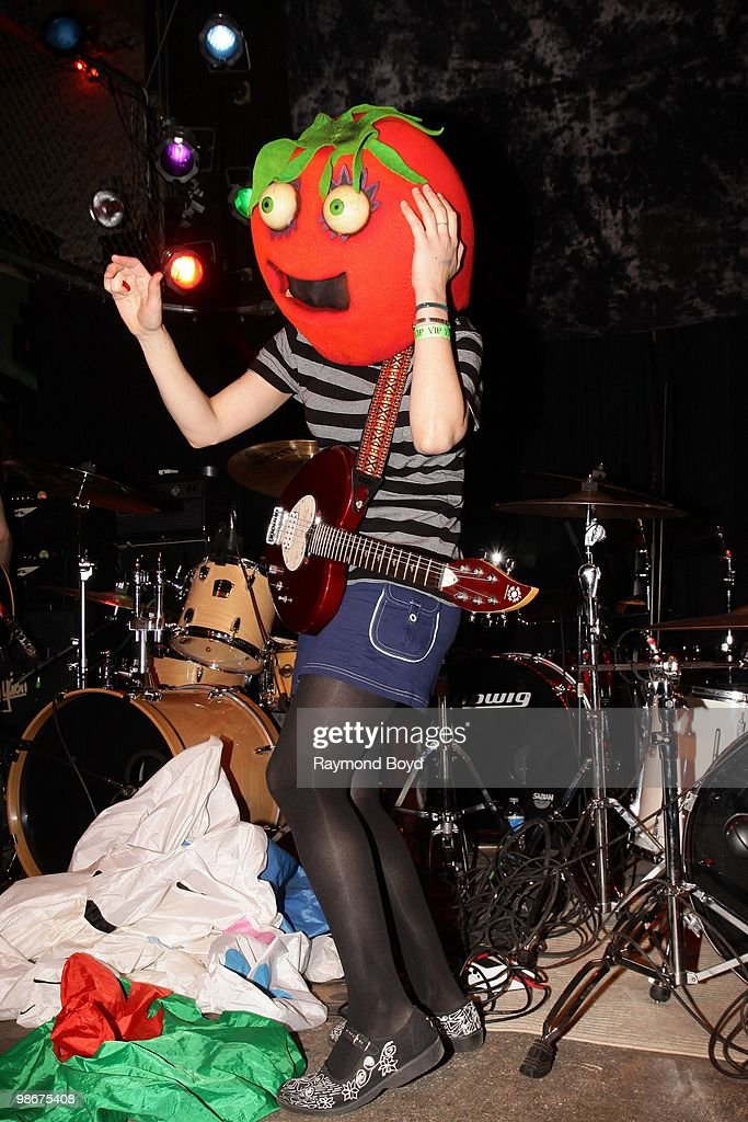 Green Jelly Live In Concert : News Photo