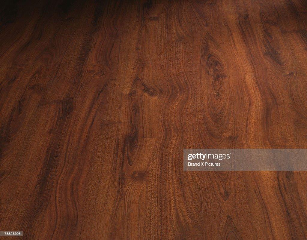 Cherry wood surface : Stock Photo