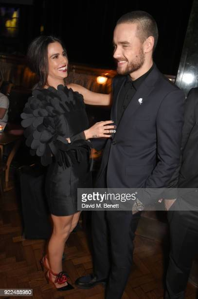Cheryl and Liam Payne attend the Universal Music BRIT Awards AfterParty 2018 hosted by Soho House and Bacardi at The Ned on February 21 2018 in...