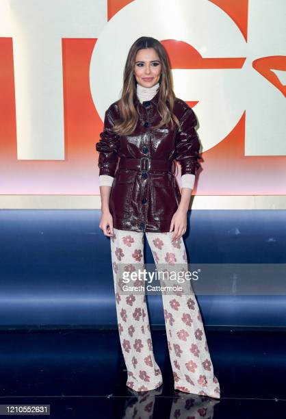 "Cheryl attends ""The Greatest Dancer"" photocall at LH2 Studios on March 05, 2020 in London, England."