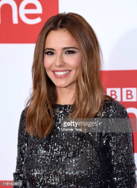 "Cheryl attends ""The Greatest Dancer"" photocall at Soho Hotel on December 02, 2019 in London, England."