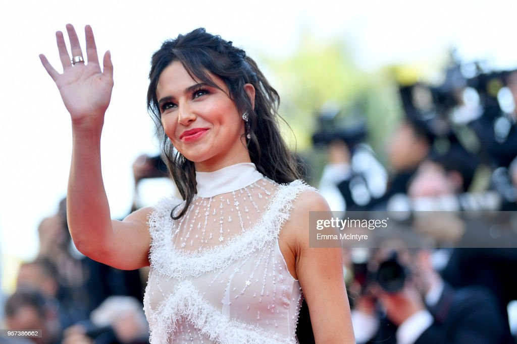 Cheryl attends the screening of 'Ash Is The Purest White (Jiang Hu Er Nv)' during the 71st annual Cannes Film Festival at Palais des Festivals on May 11, 2018 in Cannes, France.