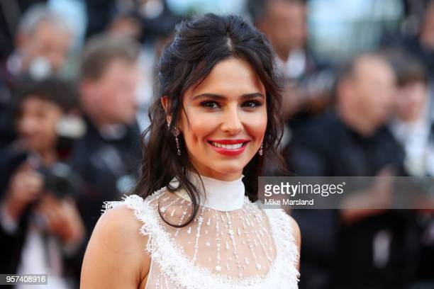 Cheryl attends the screening of 'Ash Is The Purest White ' during the 71st annual Cannes Film Festival at Palais des Festivals on May 11 2018 in...