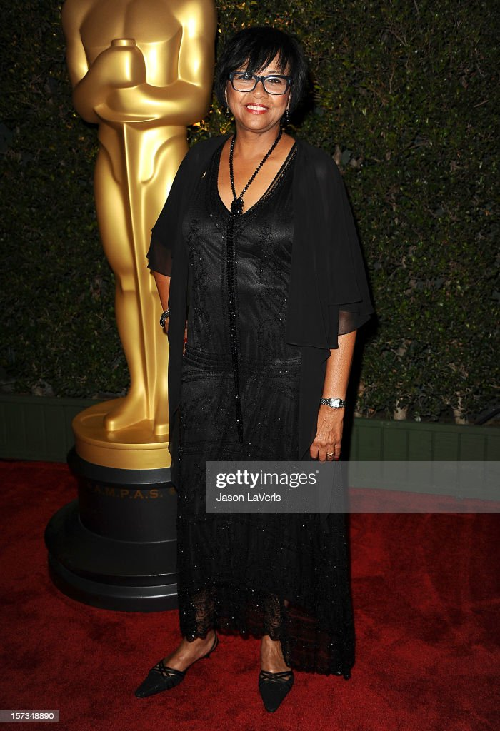 Cheryl Boone Isaacs attends the Academy of Motion Pictures Arts and Sciences' 4th annual Governors Awards at The Ray Dolby Ballroom at Hollywood & Highland Center on December 1, 2012 in Hollywood, California.