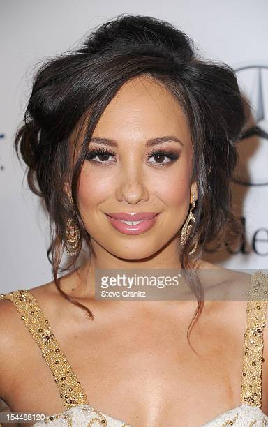 Cheryl Burke arrives at the 26th Anniversary Carousel Of Hope Ball presented by MercedesBenz at The Beverly Hilton Hotel on October 20 2012 in...