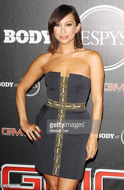 Cheryl Burke arrives at the BODY at ESPYS PreParty held at Lure on July 15 2014 in Hollywood California