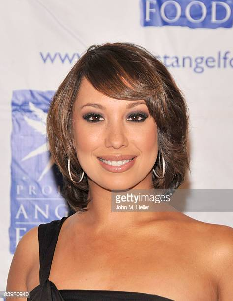 Cheryl Burke attends the 16th Annual Devine Design Awards Gala at the Beverly Hilton Hotel on December 4 2008 in Beverly Hills California