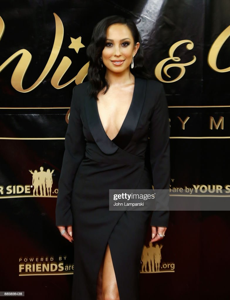 Cheryl Burke attends the 2017 One Night With The Stars benefit at the Theater at Madison Square Garden on December 4, 2017 in New York City.