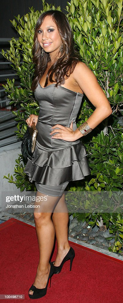 Cheryl Burke attends the Birthday Celebration For Edyta Sliwinska From 'Dancing With The Stars' at XIV on May 24, 2010 in West Hollywood, California.