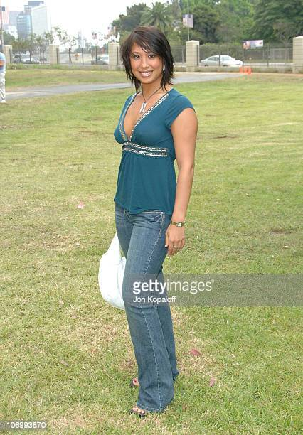 Cheryl Burke during A Time for Heroes Carnival Hosted By Disney Arrivals at Wadsworth Theater in Westwood California United States