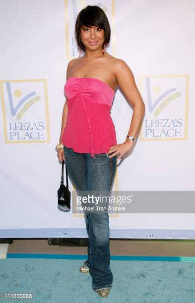 Cheryl Burke during Launch Party For The Assistance League Leeza's Place In Hollywood Arrivals at Assistance League in Hollywood CA United States