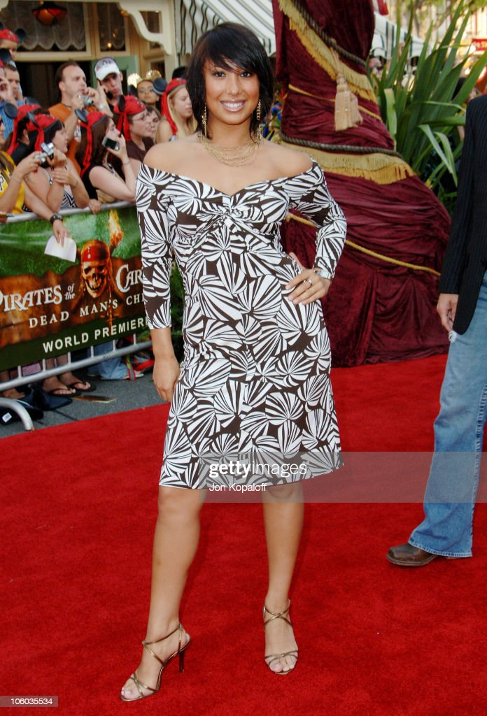 """Pirates of the Caribbean: Dead Man's Chest"" Los Angeles Premiere - Arrivals"