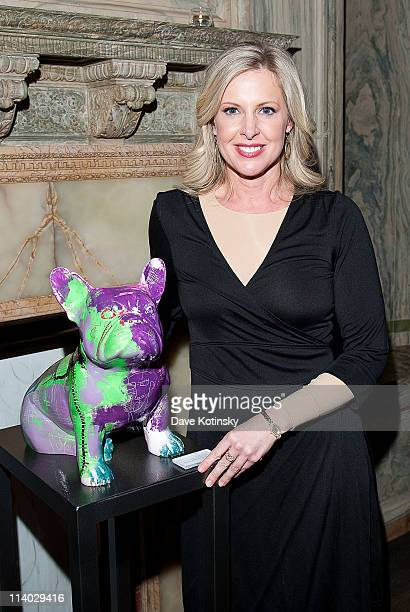 Cheryl Casone attends Julien Marinetti's Doggy John exhibition opening at The New York Palace Hotel on May 10 2011 in New York City