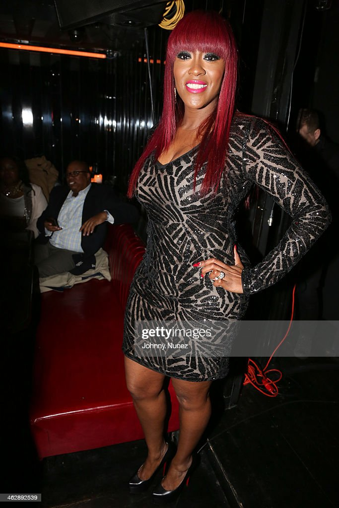 Cheryl 'Coko' Clemons attends the 'SWV Reunited' series premiere at Jazz Room at the General on January 15, 2014 in New York City.