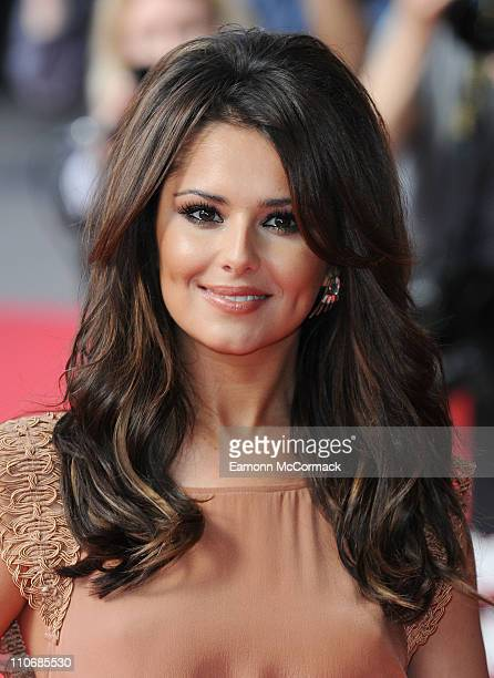 Cheryl Cole arrives for the Prince's Trust Celebrate Success Awards at Odeon Leicester Square on March 23, 2011 in London, England.