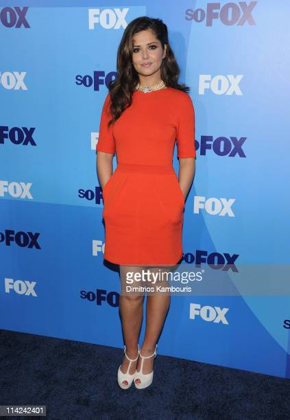 Cheryl Cole attends the 2011 Fox Upfront at Wollman Rink Central Park on May 16 2011 in New York City